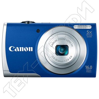 Ремонт Canon PowerShot A2600 IS
