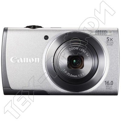 Ремонт Canon PowerShot A3500 IS