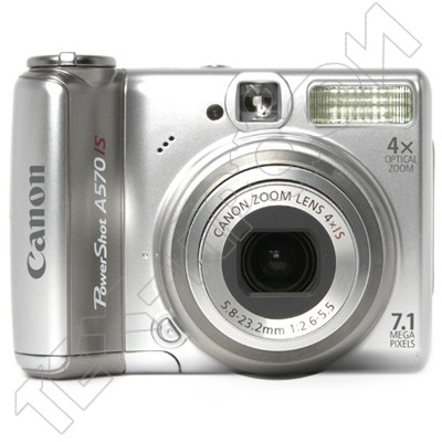 ������ Canon PowerShot A570 IS