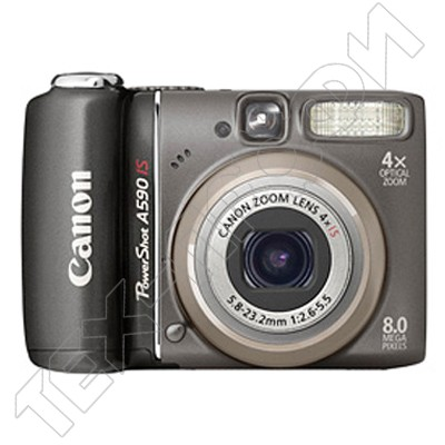 Ремонт Canon PowerShot A590 IS