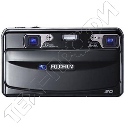 Ремонт Fujifilm FinePix Real 3D W1