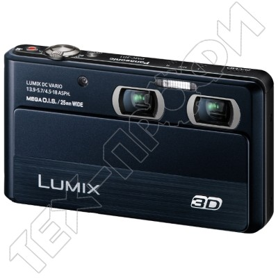 Ремонт Panasonic  Lumix DMC-3D1
