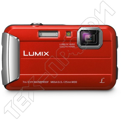 Ремонт Panasonic Lumix DMC-FT25