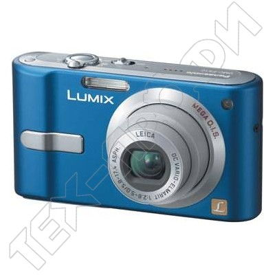Ремонт Panasonic Lumix DMC-FX10