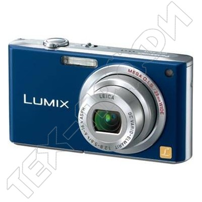 Ремонт Panasonic Lumix DMC-FX33