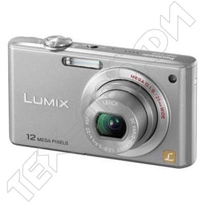 Ремонт Panasonic  Lumix DMC-FX40