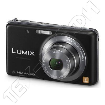 Ремонт Panasonic Lumix DMC-FX80