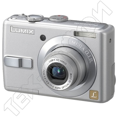 Ремонт Panasonic Lumix DMC-LS60
