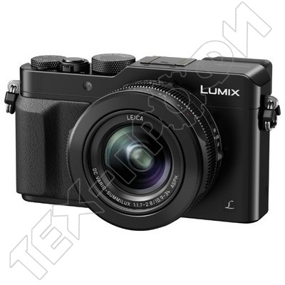 Ремонт Panasonic Lumix DMC-LX100