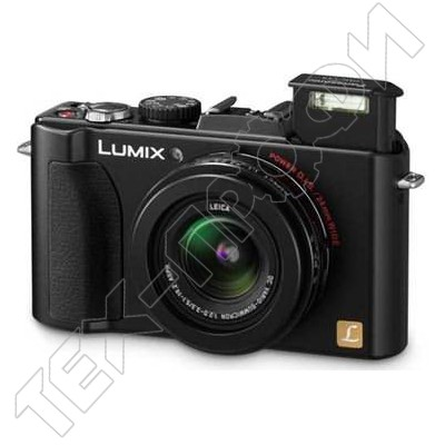 Ремонт Panasonic Lumix DMC-LX5