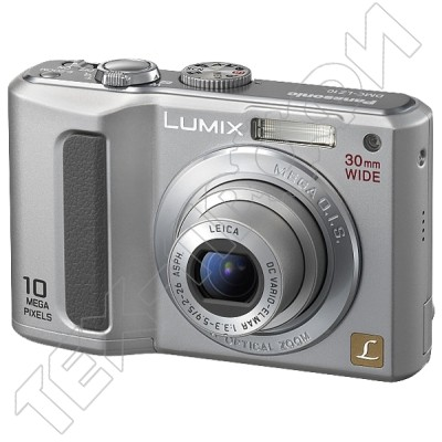 Ремонт Panasonic Lumix DMC-LZ10