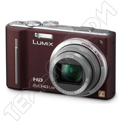 Ремонт Panasonic  Lumix DMC-TZ10