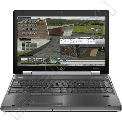 Ремонт HP EliteBook 8570w