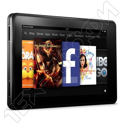 Ремонт Amazon Kindle Fire (2012)