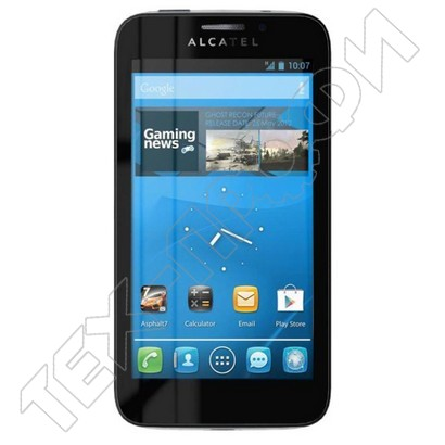 ������ Alcatel ONETOUCH SNAP 7025D