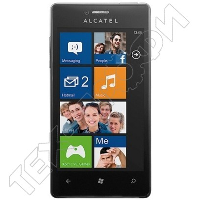 Ремонт Alcatel ONETOUCH VIEW 5040X