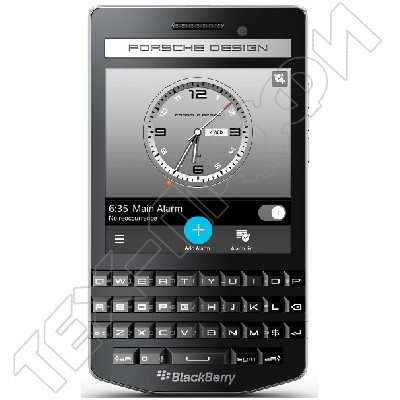 Ремонт BlackBerry Porche Design P9983