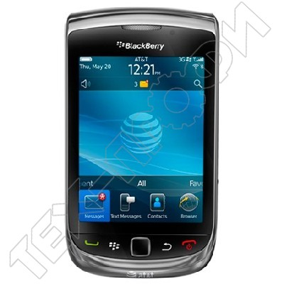 Ремонт BlackBerry Torch 9800