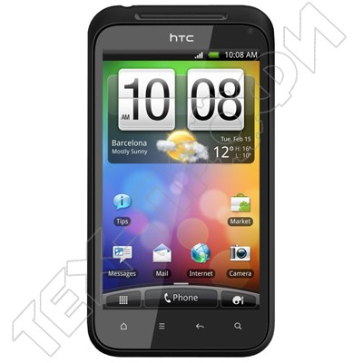 Ремонт HTC Incredible S S710E