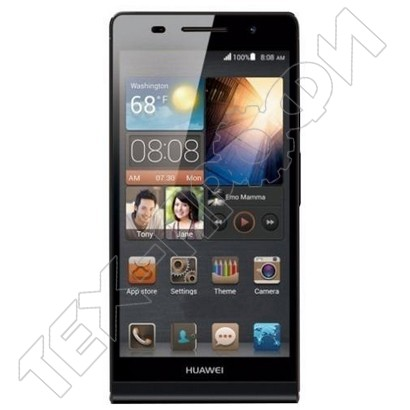 ������ Huawei Ascend P6S