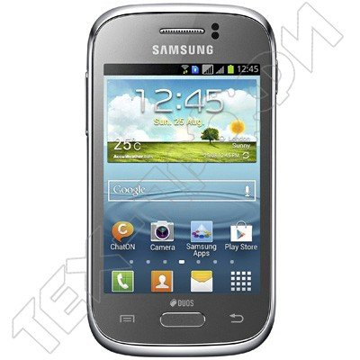 Ремонт Samsung Galaxy Young Duos S6312
