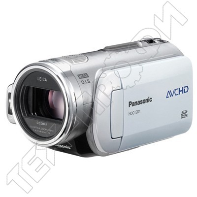 Ремонт Panasonic HDC-SD1