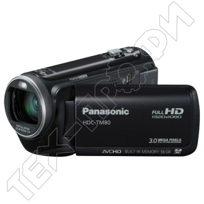 Ремонт Panasonic HDC-TM80
