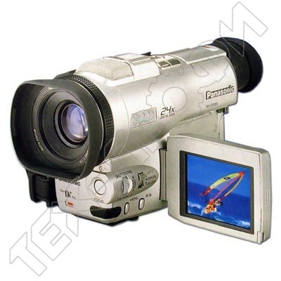 Ремонт Panasonic NV-DX100