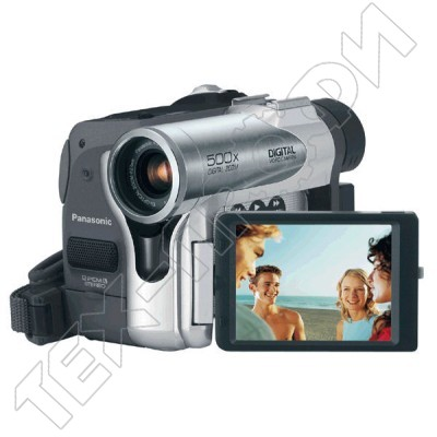 Ремонт Panasonic NV-GS30