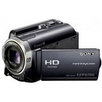������ ����������� Sony HDR-XR350E