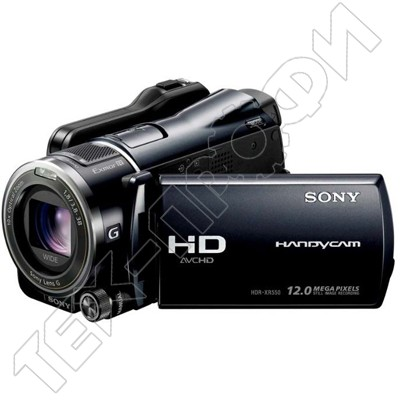 ������ Sony HDR-XR550E