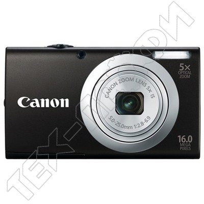 Ремонт Canon PowerShot A2400 IS