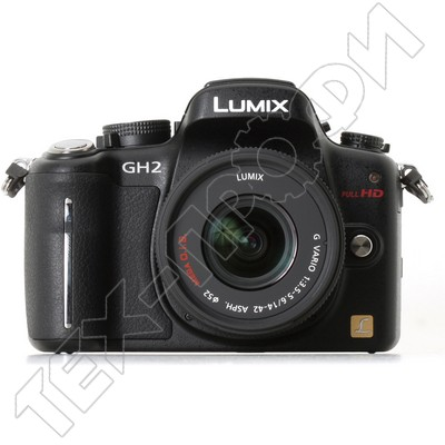 Ремонт Panasonic Lumix DMC-GH2K