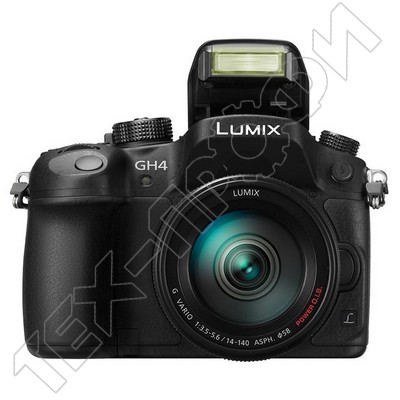 Ремонт Panasonic Lumix DMC-GH4